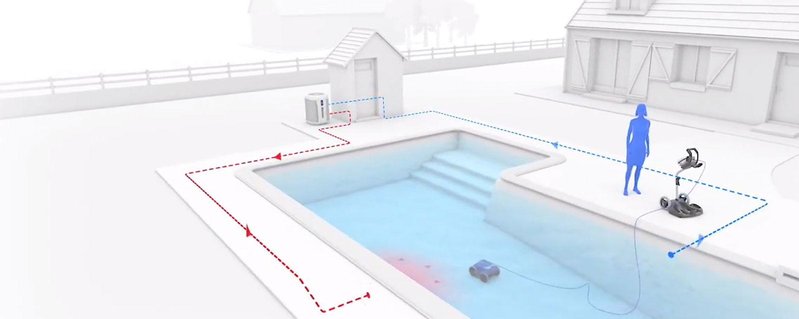 piscine bois piscine en bois li ge vis et marche. Black Bedroom Furniture Sets. Home Design Ideas